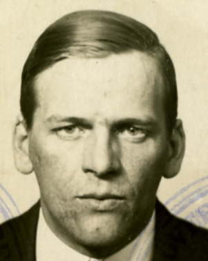 ZETTERQUIST, John: passport photo